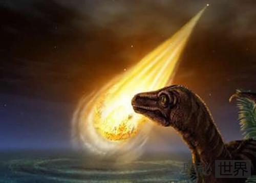 恐龙灭绝是因为两颗小行星接连撞击所致