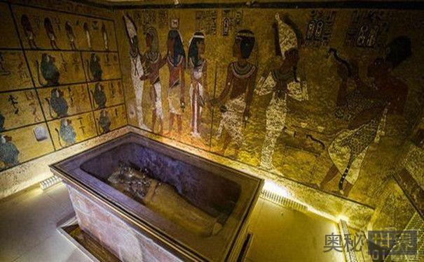 图坦卡蒙法老墓