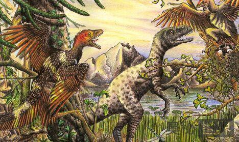 恐龙是怎样呼吸的