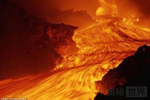 2.5亿年前火山喷发曾毁灭全球森林