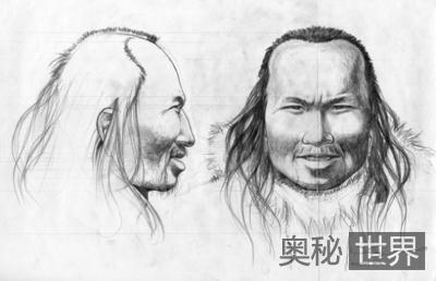 科学家根据DNA绘制4000年前古人类肖像