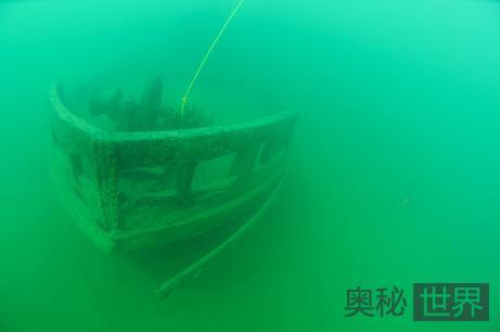 """水下""""戈达德""""号"""
