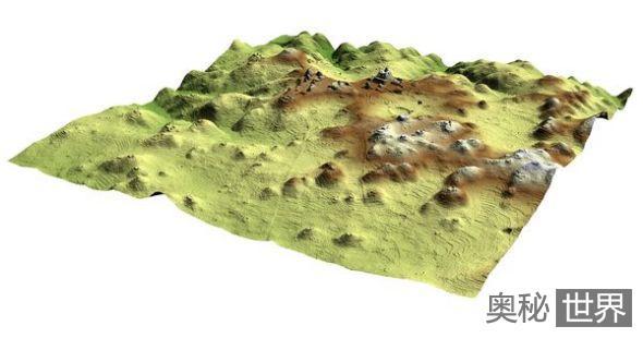 玛雅古城3D全景呈现