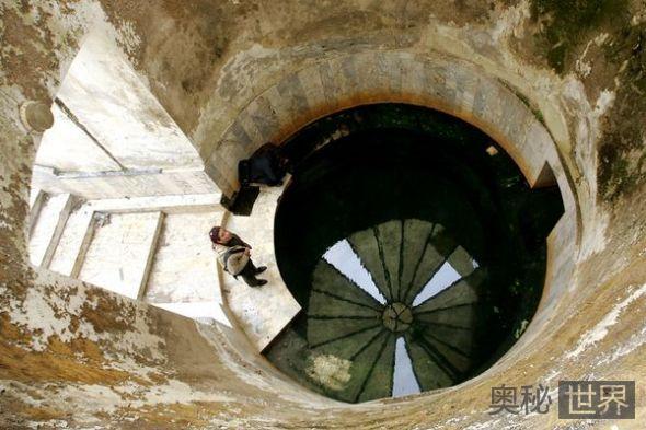 古罗马浴池水源