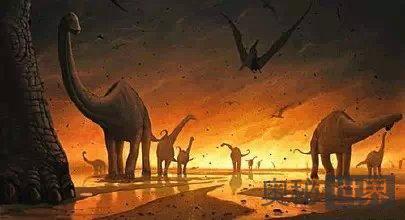 恐龙的灭绝源于木星土星的谋杀