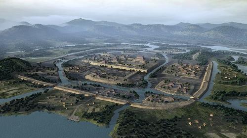浙江发现曾影响半个中国的良渚古城遗址