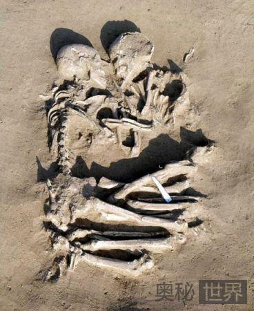 意大利发现最古老的拥抱