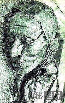 圣比兹木乃伊