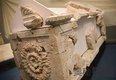 发现希律王陵墓