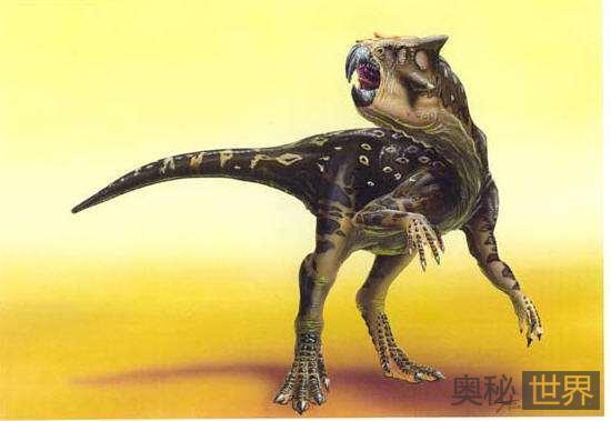 鹦鹉龙:角龙类恐龙的祖先