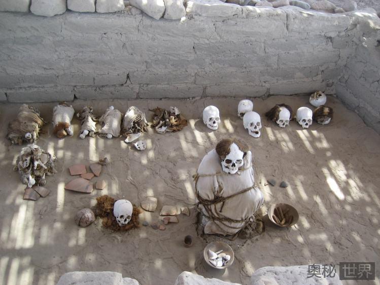 秘鲁纳斯卡人的神秘灭亡