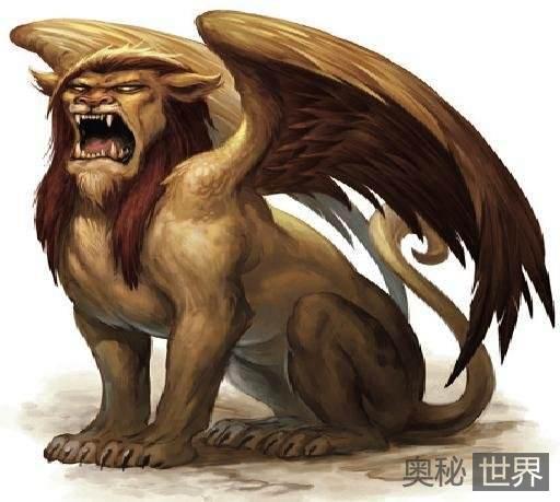 狮身人面像的传说故事
