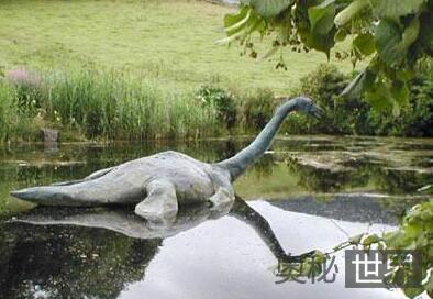 尼斯湖水怪竟是地球上最后一只恐龙