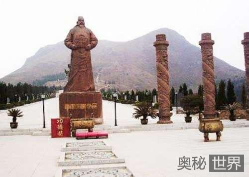 唐代昭陵:位置成千古之谜