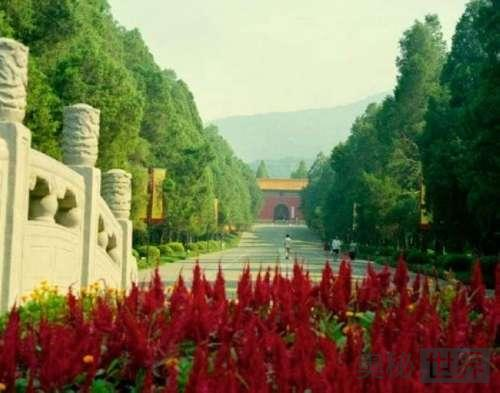 明孝陵地宫:开了600多年玩笑