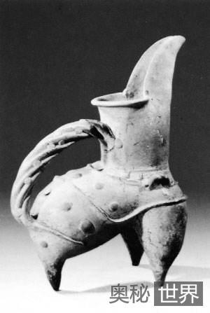 陶器在中国约出现在1万年前