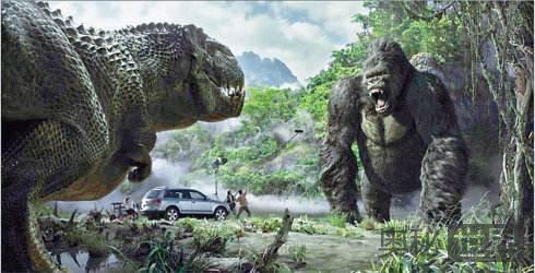 中国南方巨猿为什么会灭绝?
