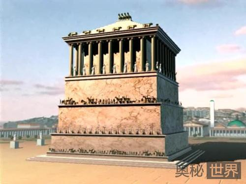 摩索拉斯陵墓的故事