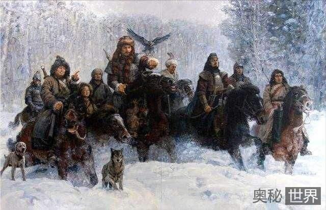匈奴:征战草原的传奇王朝