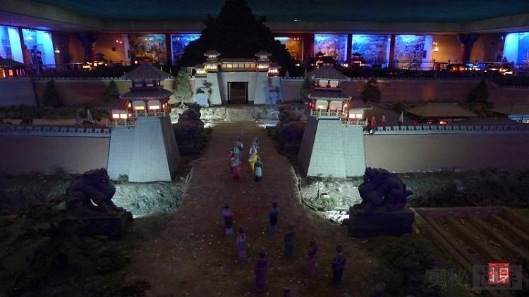 地下王国:秦始皇陵地宫