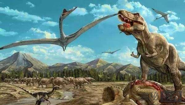6500万年前恐龙灭绝后鸟类开始走向陆地