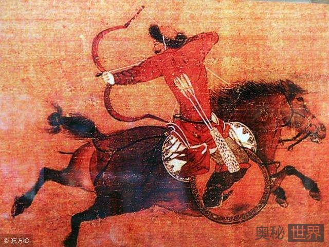 乌桓:威震中原的天下名骑