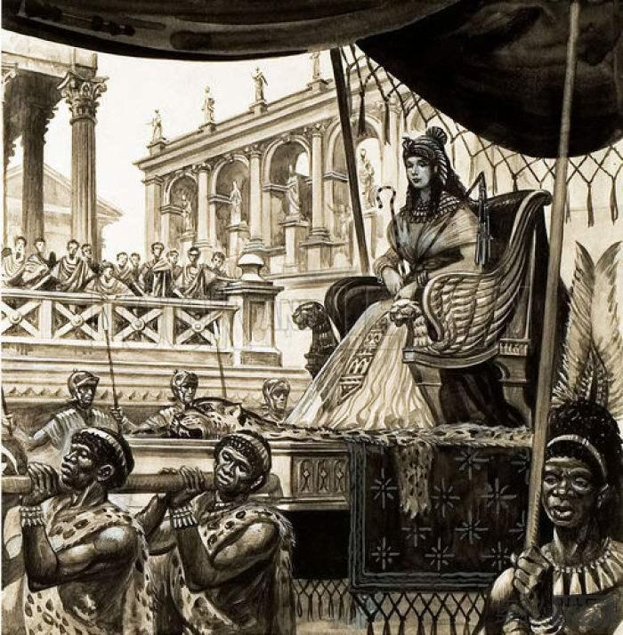 古埃及最美丽王后奈费尔提蒂墓穴KV-64被发现