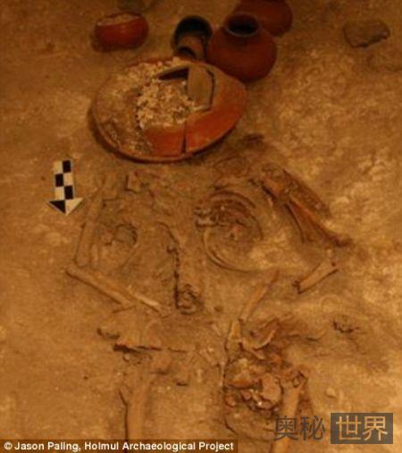 危地马拉发现最古老玛雅王室陵墓