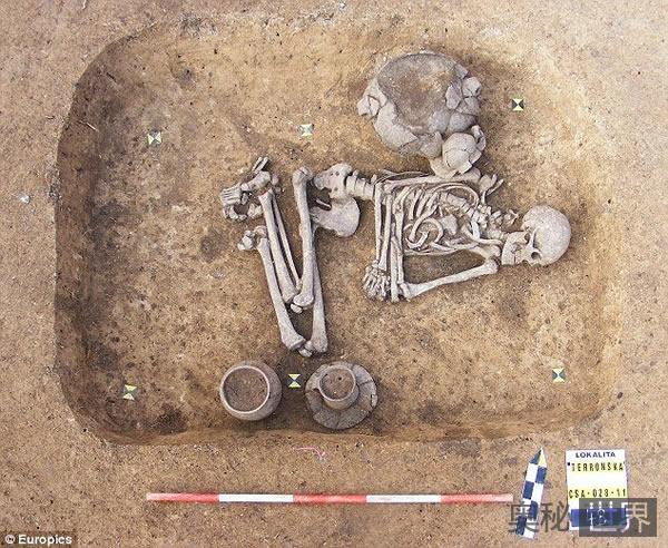 捷克发现5000年最早的同性恋者骸骨