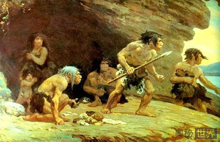 几十万年前尼安德特人就已经掌握了远距离狩猎的技术了