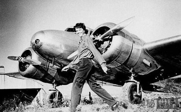 失踪的埃尔哈特飞机