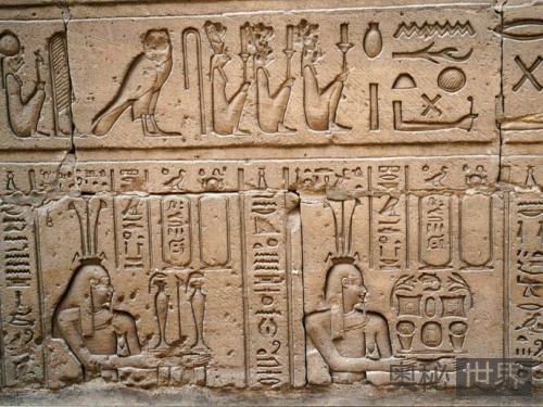 为什么世界最早的几种文字都是象形文字?