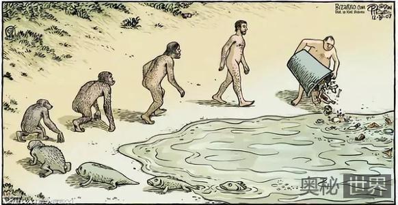 人类的祖先可能不是猴子,我们可能是从鱼进化而来