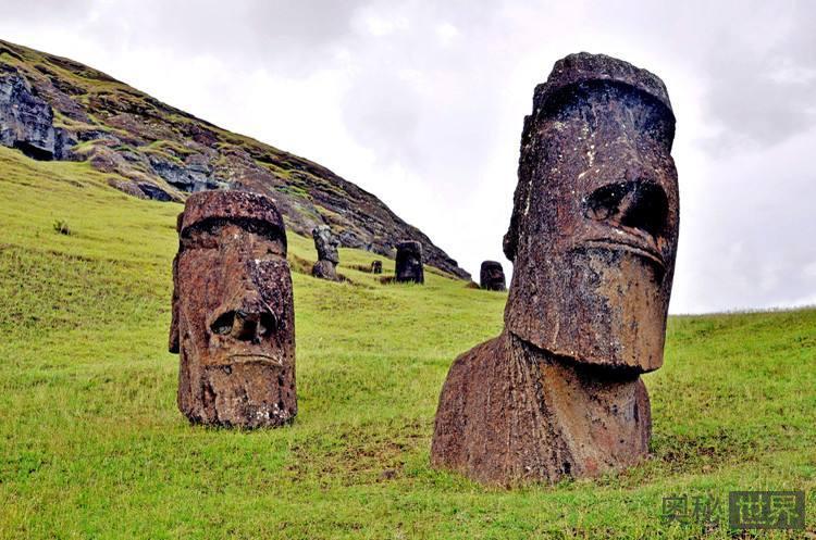 复活节岛名字的由来以及复活节岛石像之谜