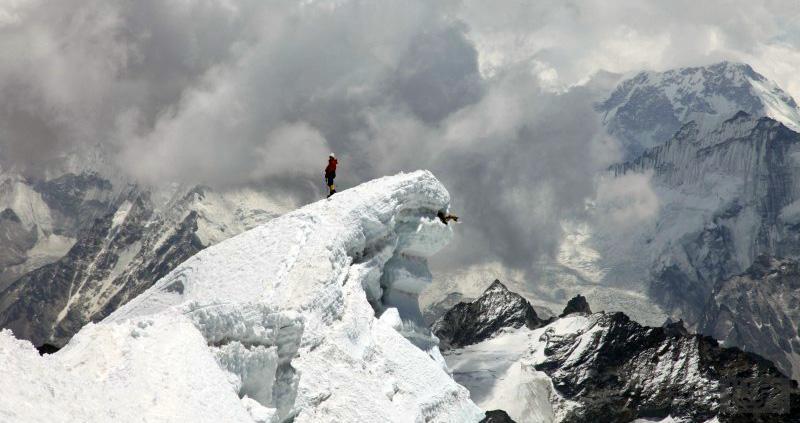珠穆朗玛峰的资料简介