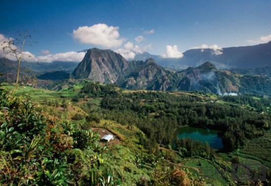 法国留尼旺岛国家公园