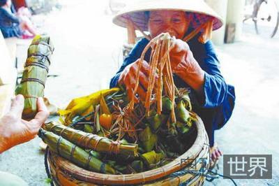 水果是越南端午节的主角