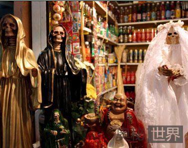 墨西哥索诺拉州的魔法市场