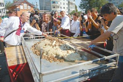 比中国人更爱饺子的乌克兰人