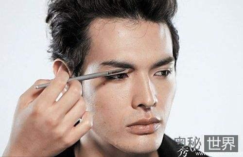 全世界最爱美的韩国男人