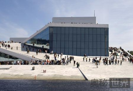 挪威,奥斯陆歌剧院