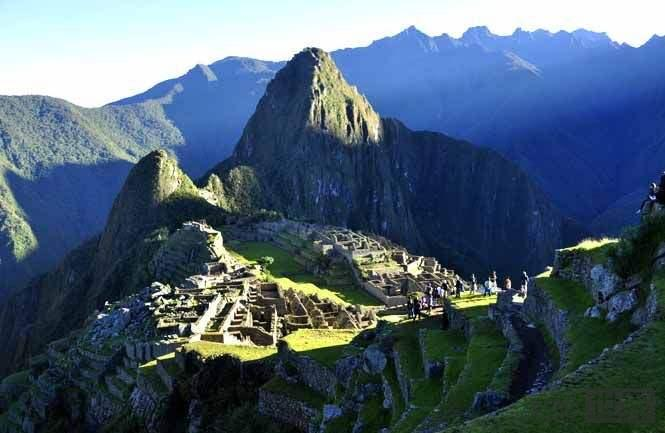 古印加帝国黄金城传说之谜