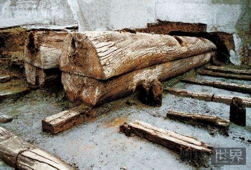 巴蜀人的奇特葬俗:船葬