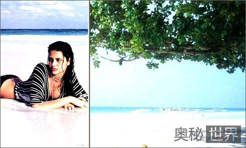 菲律宾的博龙岸海滩