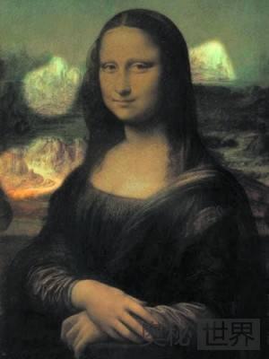 画家声称破解了蒙娜丽莎之谜