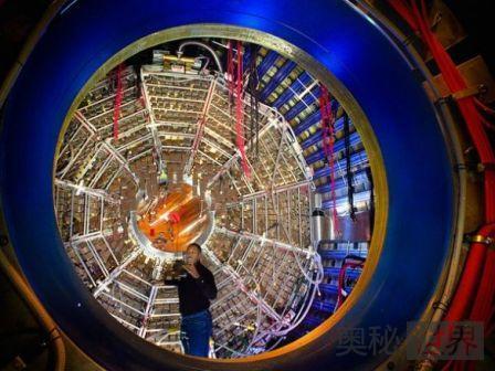 相对论性重离子对撞机发现最重新型反物质