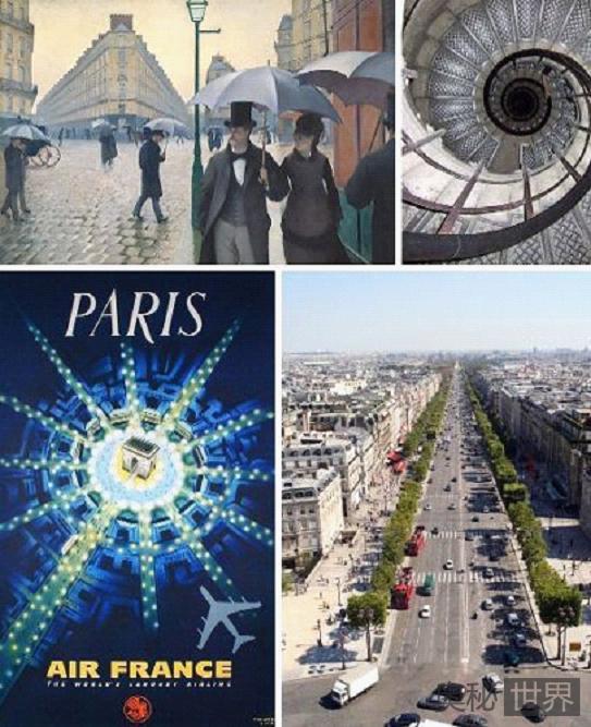 """巴黎如何成为了""""光之城"""""""