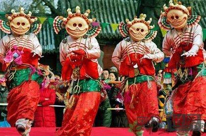 藏族新年的习俗
