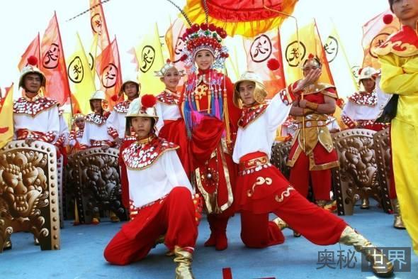 冼夫人文化节:海南最大规模的祭祀节日
