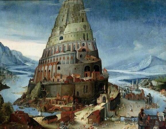 文献记载中的巴别塔